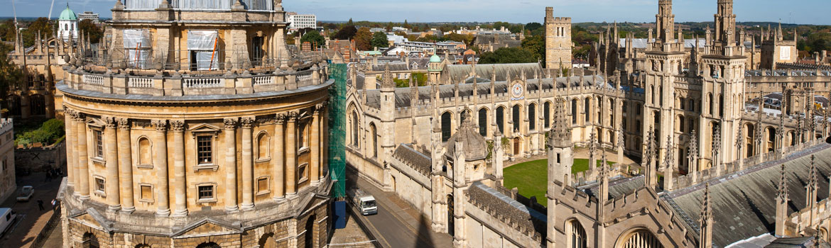 Oxford City tours