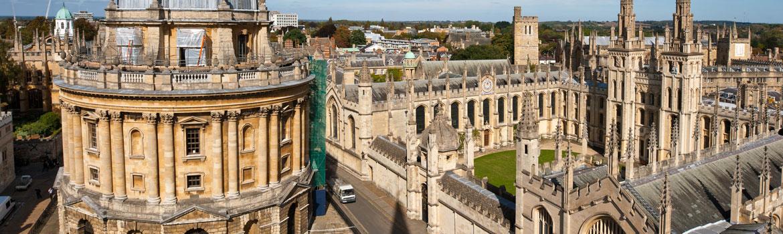 Oxford City tours