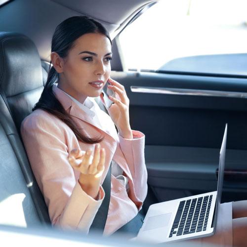 Corporate Chauffeur Hire