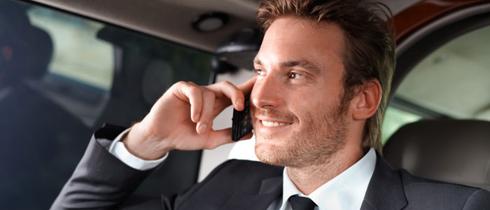 Corporate Chauffeur & Executive Travel